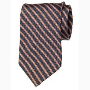Vintage Brooks Brothers English Silk Tie Striped